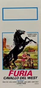 National Velvet - Italian Movie Poster (xs thumbnail)