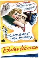 Practically Yours - Spanish Movie Poster (xs thumbnail)