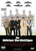 The Usual Suspects - Swiss Movie Cover (xs thumbnail)