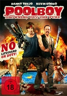 Poolboy: Drowning Out the Fury - German DVD cover (xs thumbnail)