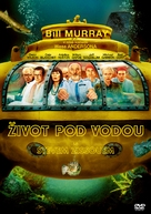 The Life Aquatic with Steve Zissou - Czech DVD movie cover (xs thumbnail)