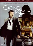 Casino Royale - Polish DVD cover (xs thumbnail)