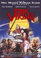 Erik the Viking - Dutch DVD movie cover (xs thumbnail)
