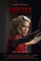 Hostile - Spanish Movie Poster (xs thumbnail)