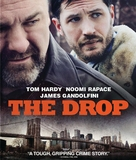 The Drop - Blu-Ray movie cover (xs thumbnail)