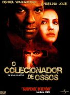 The Bone Collector - Portuguese Movie Cover (xs thumbnail)