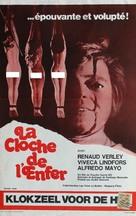 La campana del infierno - Belgian Movie Poster (xs thumbnail)