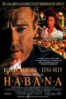 Havana - Spanish Movie Poster (xs thumbnail)