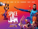 Space Jam: A New Legacy - British Movie Poster (xs thumbnail)