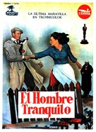 The Quiet Man - Spanish Movie Poster (xs thumbnail)