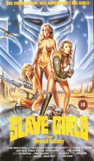 Slave Girls from Beyond Infinity - British VHS cover (xs thumbnail)