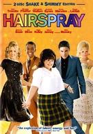 Hairspray - DVD cover (xs thumbnail)