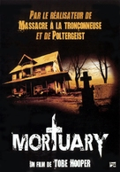 Mortuary - French Movie Cover (xs thumbnail)