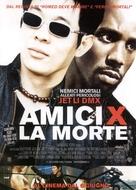 Cradle 2 The Grave - Italian Movie Poster (xs thumbnail)