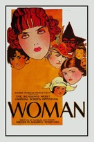 Woman - Movie Poster (xs thumbnail)
