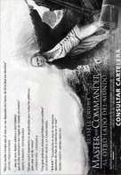 Master and Commander: The Far Side of the World - Spanish poster (xs thumbnail)