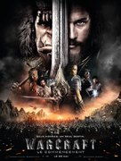 Warcraft - French Movie Poster (xs thumbnail)