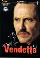Vendetta - Spanish DVD movie cover (xs thumbnail)