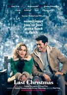 Last Christmas - Swedish Movie Poster (xs thumbnail)