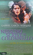 Coronel no tiene quien le escriba, El - Italian poster (xs thumbnail)