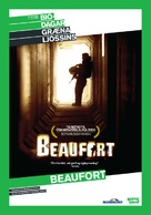 Beaufort - Icelandic Movie Poster (xs thumbnail)