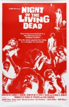 Night of the Living Dead - Re-release movie poster (xs thumbnail)