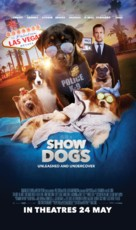 Show Dogs - Singaporean Movie Poster (xs thumbnail)
