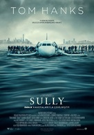 Sully - Turkish Movie Poster (xs thumbnail)