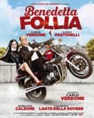 Benedetta follia - Italian Movie Poster (xs thumbnail)