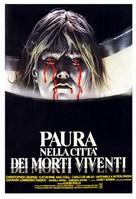 Paura nella città dei morti viventi - Italian Movie Poster (xs thumbnail)