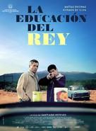 La educación del Rey - French Movie Poster (xs thumbnail)