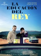 La educación del Rey - French Movie Poster (xs thumbnail)