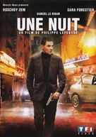 Une Nuit - French DVD movie cover (xs thumbnail)