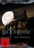 Bloodrayne: The Third Reich - German Movie Cover (xs thumbnail)