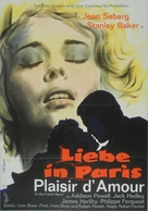 In the French Style - German Movie Poster (xs thumbnail)