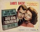 And Now Tomorrow - Movie Poster (xs thumbnail)
