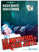 El secreto del Dr. Orloff - French Movie Poster (xs thumbnail)