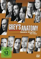 """Grey's Anatomy"" - German DVD movie cover (xs thumbnail)"