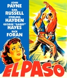 El Paso - Blu-Ray cover (xs thumbnail)
