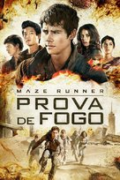 Maze Runner: The Scorch Trials - Brazilian Movie Cover (xs thumbnail)