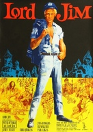 Lord Jim - German Movie Poster (xs thumbnail)