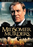 """""""Midsomer Murders"""" - DVD cover (xs thumbnail)"""