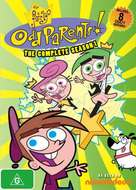 """The Fairly OddParents"" - Australian DVD movie cover (xs thumbnail)"