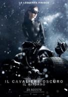 The Dark Knight Rises - Italian Movie Poster (xs thumbnail)