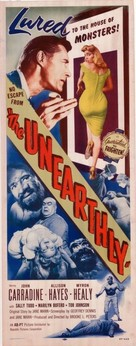 The Unearthly - Movie Poster (xs thumbnail)