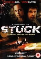Stuck - British DVD cover (xs thumbnail)