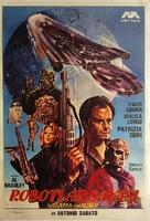 La guerra dei robot - Turkish Movie Poster (xs thumbnail)