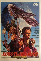 La guerra dei robot - Turkish Movie Poster (xs thumbnail)