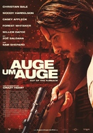 Out of the Furnace - German Movie Poster (xs thumbnail)