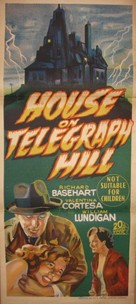 The House on Telegraph Hill - Australian Movie Poster (xs thumbnail)